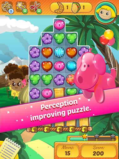 無料解谜AppのPop Voyage 記事Game