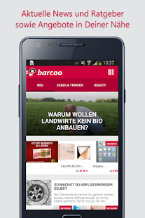 Barcode & QR Scanner barcoo- screenshot thumbnail