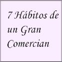 7 Hábitos de un Gran Comercian logo