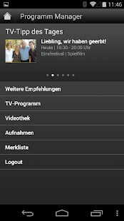 Programm Manager - screenshot thumbnail
