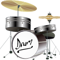Real Drum Set icon