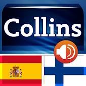 Spanish<>Finnish Dictionary T