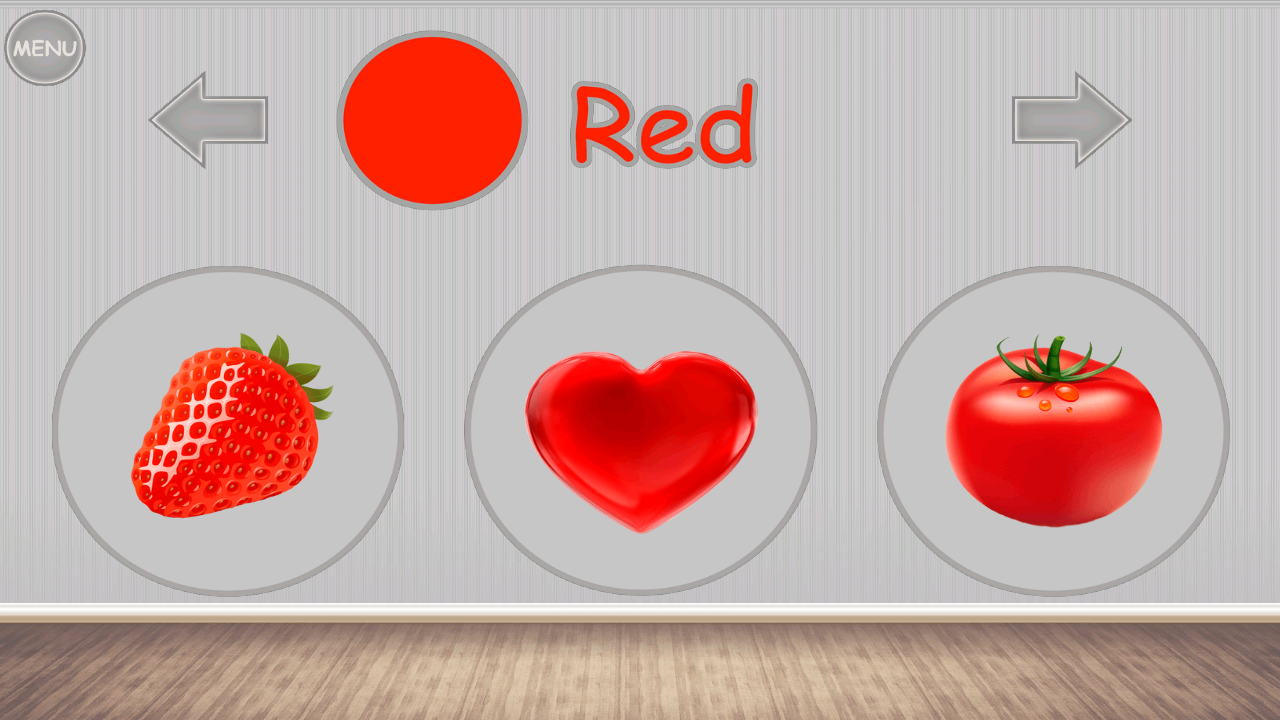 Сolors for Kids, Toddlers, Babies - Learning Game- screenshot
