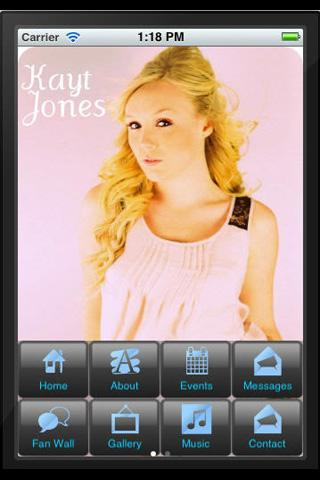 Kayt Jones Music