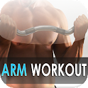 Home Arm Workout for Men icon