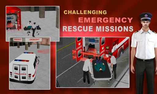 無料模拟Appの救急医師レスキュードライバー|記事Game