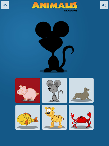 【免費教育App】Shadows: A Sombra dos Animais-APP點子