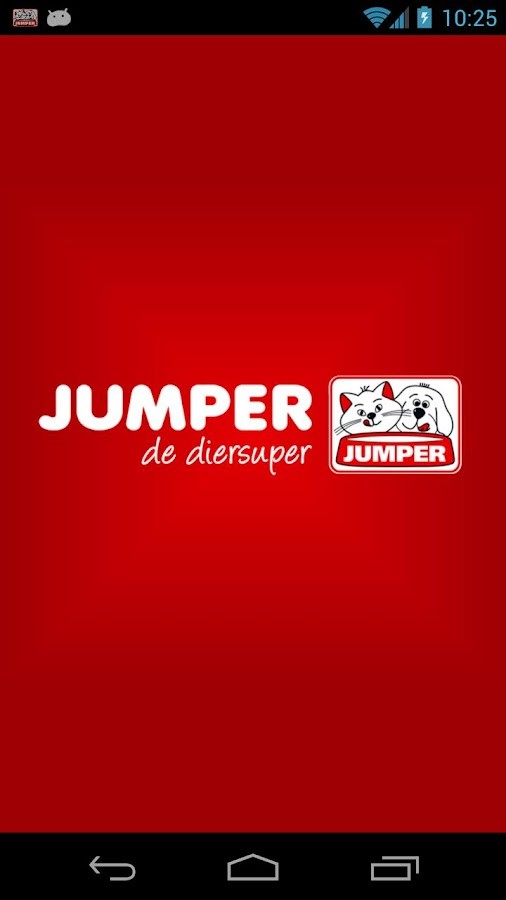 Jumper- screenshot