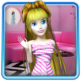 Talking Pretty Girl file APK Free for PC, smart TV Download