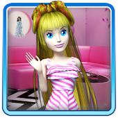 App My Talking Pretty Girl APK for Windows Phone