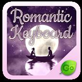 GO Keyboard Romantic