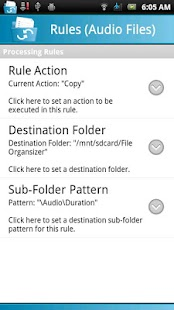 File & Media Organizer - screenshot thumbnail