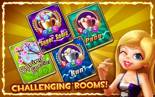 Bingo Tournament- screenshot thumbnail