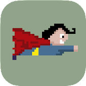 Not So Super Flappy Hero Free