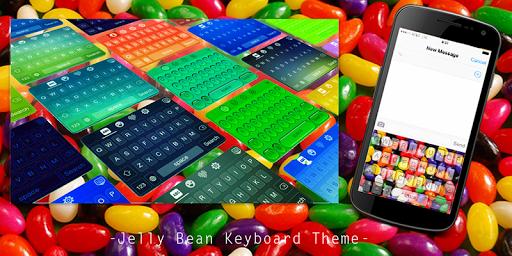 Jelly Bean Keyboard Theme