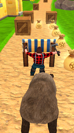 Danger Runner 3D Bear Dash Run 1.5 screenshot 1646794