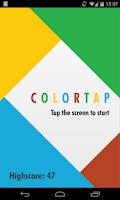 Screenshot of Colortap