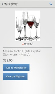 MyRegistry - screenshot thumbnail