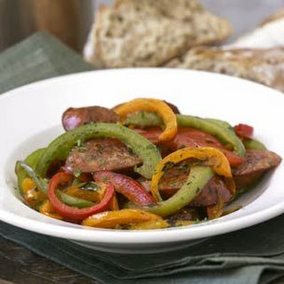 Chorizo and Bell Peppers