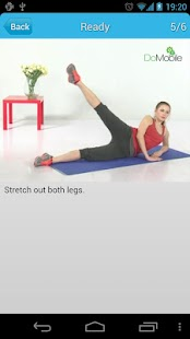 Ladies' Butt Workout FREE - screenshot thumbnail
