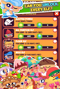 Elf Cake Clicker - Sugar Rush - screenshot thumbnail