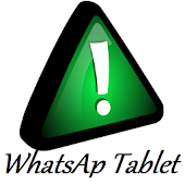 Easy Tuto WhatsAp Tablet