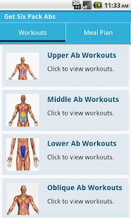Get Six Pack Abs - screenshot thumbnail