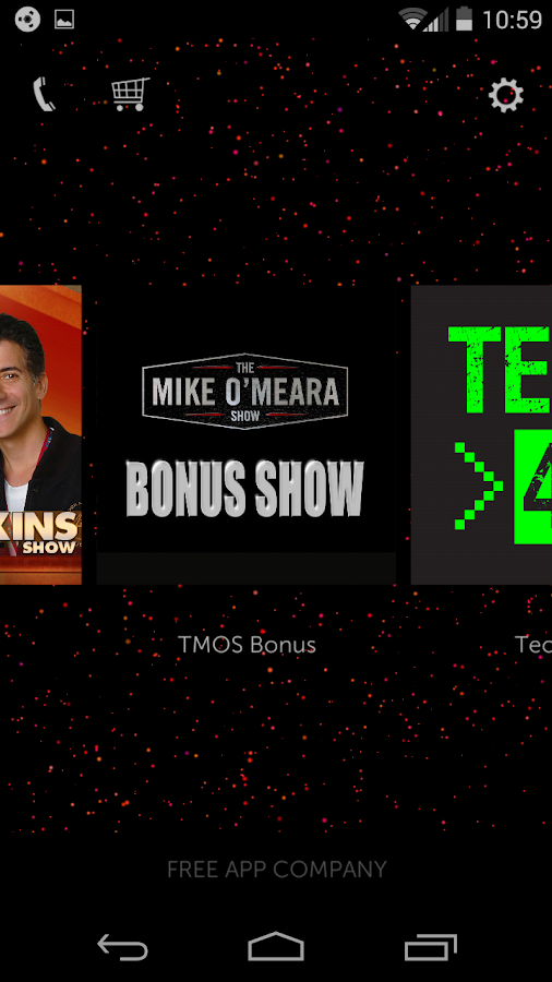 Mike O'Meara Show- screenshot