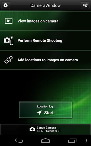 Canon CameraWindow 1.5.2.21 Windows u7528 1
