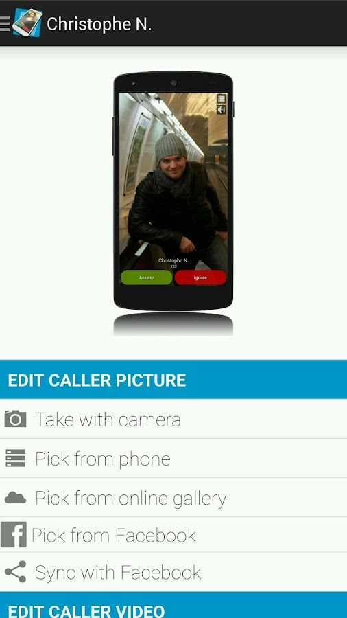 Full Screen Caller Id Android Apps On Google Play