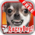Angry Dog Free! icon