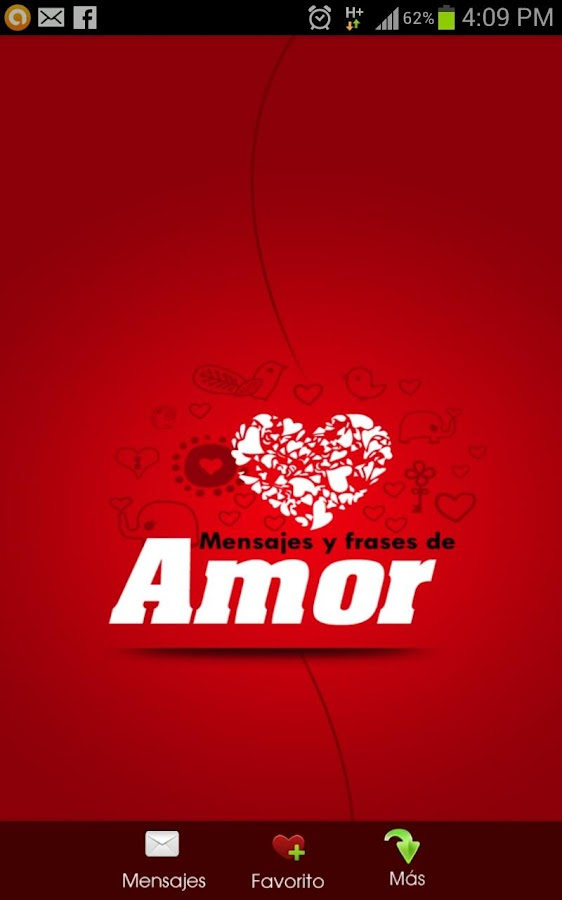 Frases De Amor - screenshot