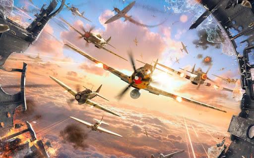 飞机作战2014