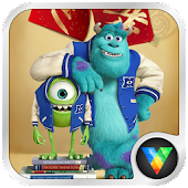 Monsters University HD LWP