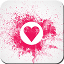 Love quotes, letters & poems mobile app icon
