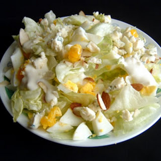First Class Bleu Cheese Salad