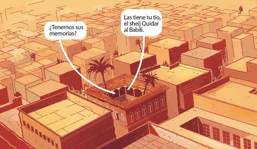 玩漫畫App|Casa Babili, Capítulo 1免費|APP試玩