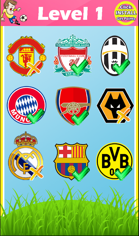 Football Logo Quiz is an enjoyable game which consists on guessing the ...