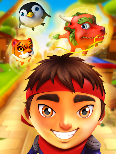 Ninja Kid Run Free - Fun Games 1.2.9 screenshots 14