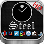 Steel GO APEX NOVA ADW Theme