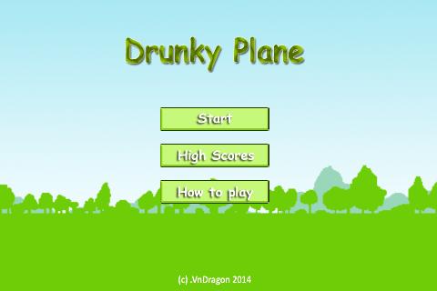 Drunky Plane