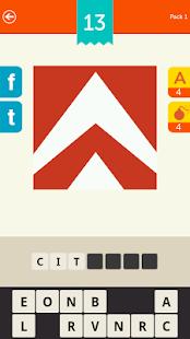logo quiz z r