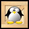 Penguin Sokoban logo
