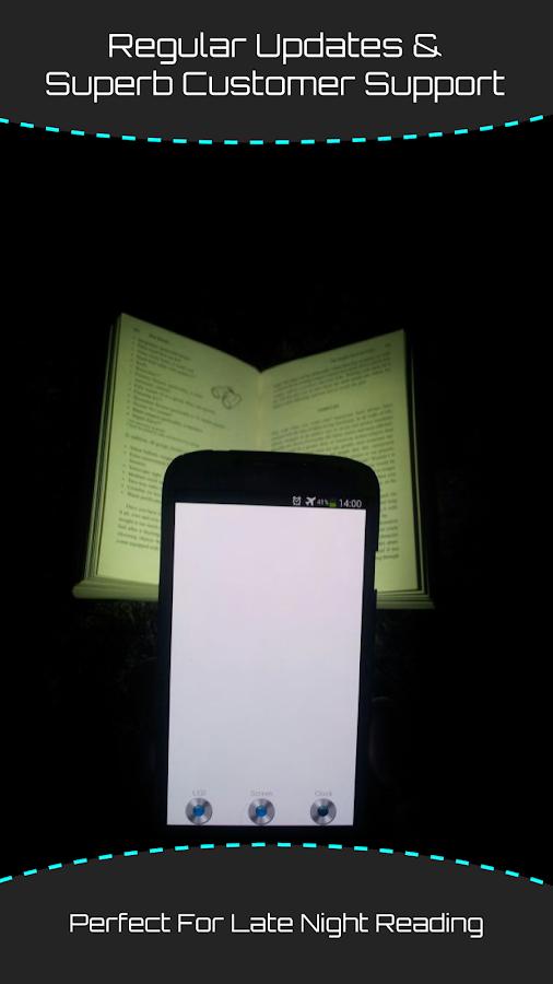Super Bright Flashlight - screenshot