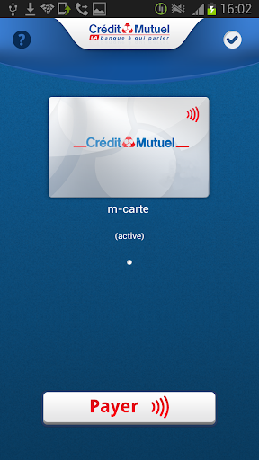 Crédit Mutuel M-Carte Orange