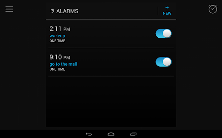 Alarm Clock 2.8.1 screenshot 47634