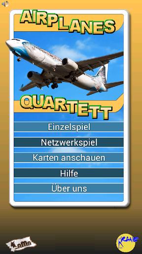Airplanes Quartet