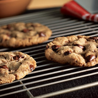 Ultimate Chocolate Chip Oatmeal Cookies.