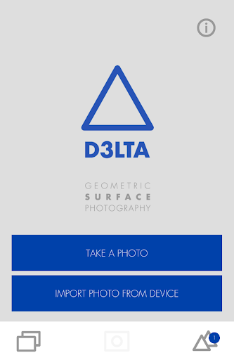 D3LTA: Geometric Photo Art
