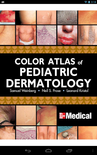 Color Atlas of Ped Dermatology